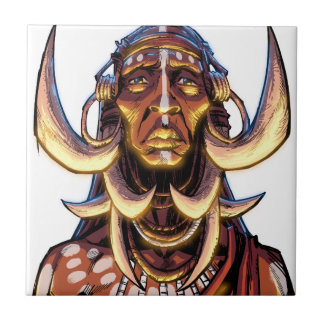 WITCHDOCTOR, meccacon Ceramic Tile