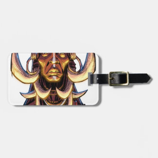 WITCHDOCTOR, meccacon Luggage Tag