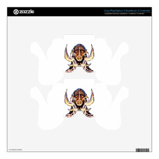 WITCHDOCTOR, meccacon PS3 Controller Decal