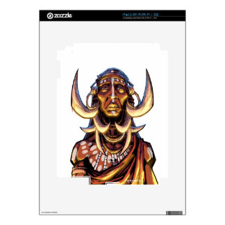 WITCHDOCTOR, meccacon Skin For iPad 2