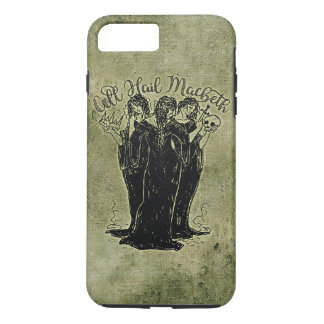 Witches All Hail Mabeth iPhone 7 Plus Case