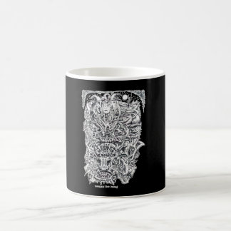 Witches and Devils, by Brian Benson Coffee Mug