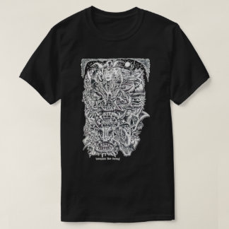 Witches and Devils, by Brian Benson. T-Shirt