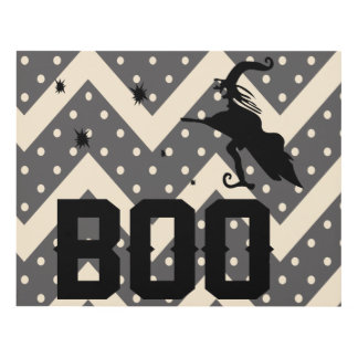 Witches BOO! Panel Wall Art