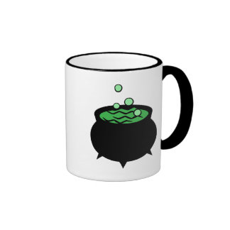 Witches Brew Coffee Mugs