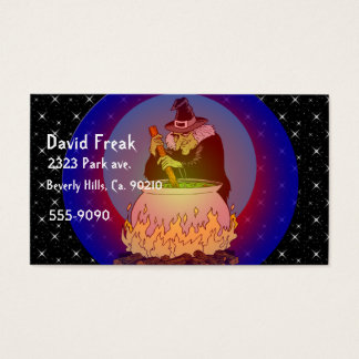 Witches Brew For You Business Card