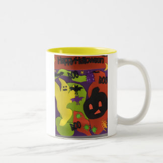 Witches' Brew for You! Two-Tone Coffee Mug