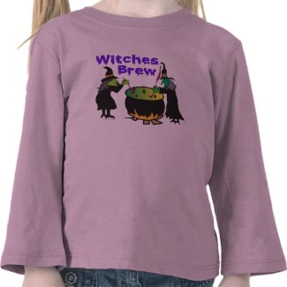 Witches Brew Gifts T Shirts