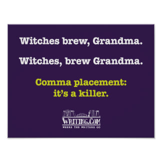 Witches, brew Grandma. Posters
