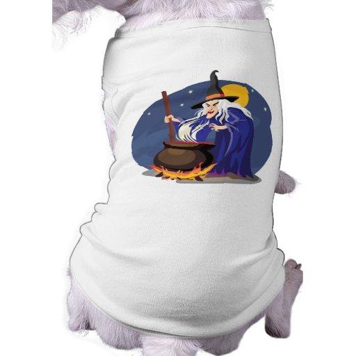 Witches Brew Halloween Pet Shirt