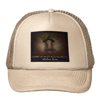 Witches Brew Trucker Hats
