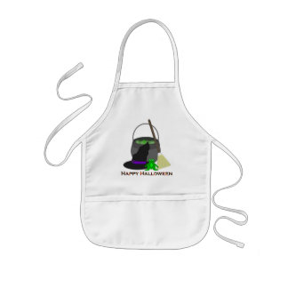 Witches Brew Kids' Apron