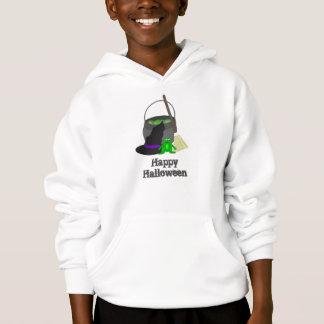 Witches Brew Kids Hooded Sweatshirt