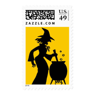 Witches Brew  Postage stamps