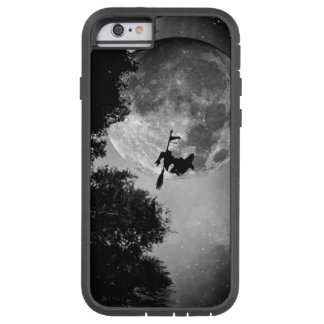 Witches broom Ride Phone Case