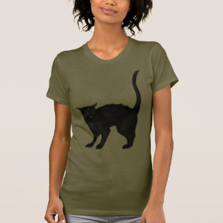 Witches Cat Tshirts