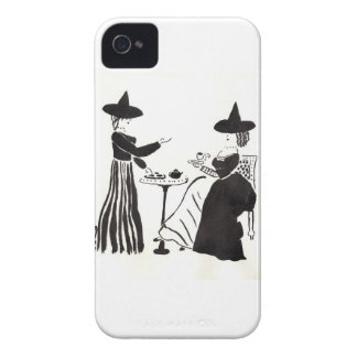 Witches Catching Up iPhone 4 Case