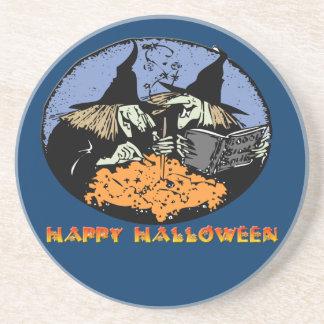 Witches Cauldron Coaster