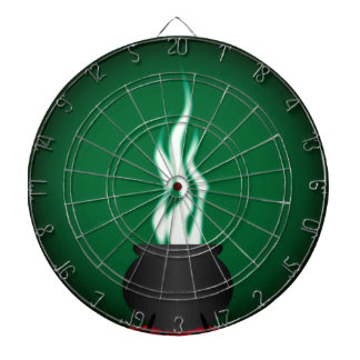 Witches Cauldron Poster Background Dart Boards