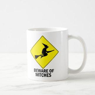 Witches Classic White Coffee Mug