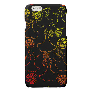 Witches Coven Glossy iPhone 6 Case