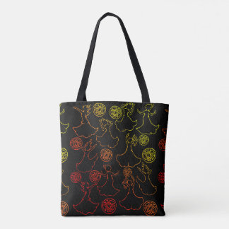Witches Coven Tote Bag
