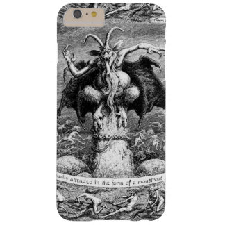 Witches Gathering Barely There iPhone 6 Plus Case