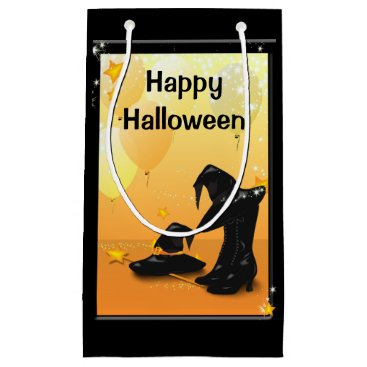 Halloween Themed Witches Halloween Enchanting Witch Party SGB Small Gift Bag