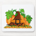 Witches Hat Mouse Pad
