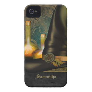 Witches Hat Personalized iPhone 4 Case