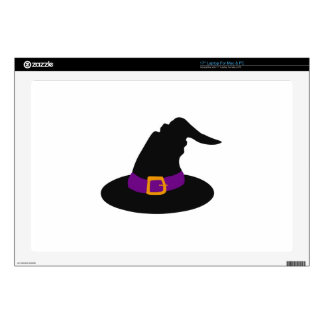 WITCHES HAT LAPTOP SKINS