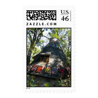 Witches Hut Postage