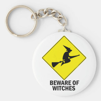 Witches Keychains
