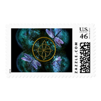 Witches Knot Collection Postage Stamp