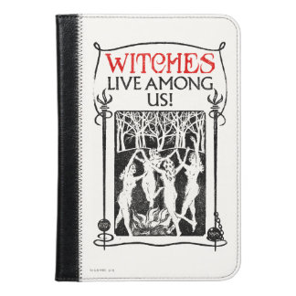 Witches Live Among Us iPad Mini Case
