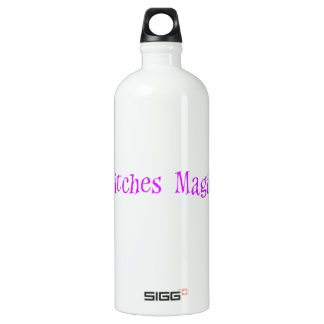 Witches Magic Hat Water Bottle