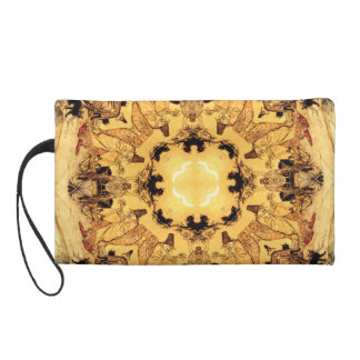 Witches Moot wristlet purse