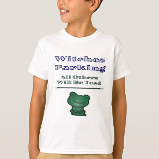 Witches Parking T-Shirt