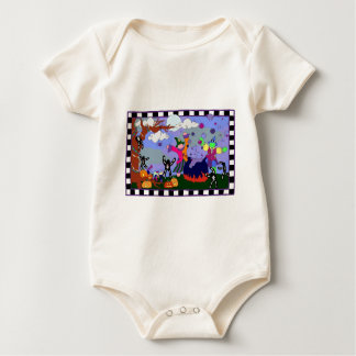 Witches Party Baby Jumper Baby Bodysuit