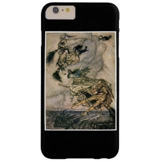 Witches Ride by Arthur Rackham Barely There iPhone 6 Plus Case