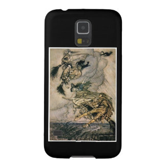 Witches Ride by Arthur Rackham Samsung Galaxy S5 c Case For Galaxy S5