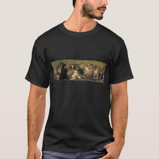Witches Sabbath by Francisco Goya T-Shirt