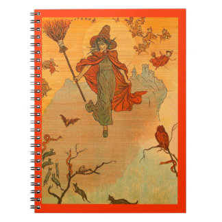 Witches Scene Note Book
