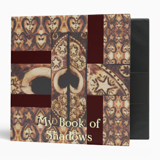 Witches Starry Night Book of Shadows Binder