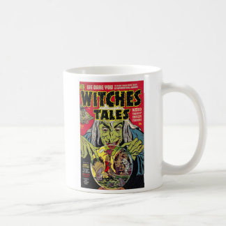 Witches Tales Coffee Mug
