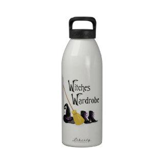 Witches Wardrobe Drinking Bottles