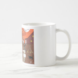 Witches Wash Day Coffee Mugs
