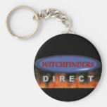 Witchfinders directo llaveros personalizados