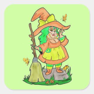 Witchie Poo Sticker