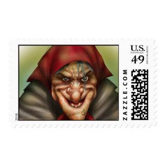 Witchie Postage